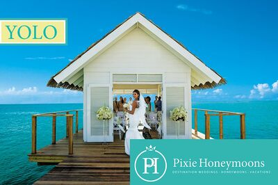 Pixie Honeymoons - Have a Pixie plan your perfect day