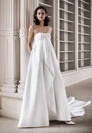 Viktor&Rolf Mariage VOLANT EMPIRE GOWN A-Line Wedding Dress