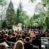 An Elegant Backyard Wedding at a Private Residence in Hinsdale, Illinois