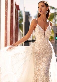 Moonlight Couture H1452 Mermaid Wedding Dress