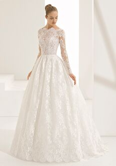Rosa Clara Couture PASTORA Ball Gown Wedding Dress