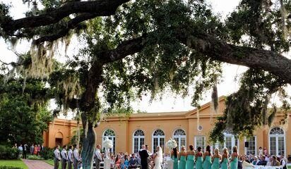 New Orleans City Park Reception Venues New Orleans La