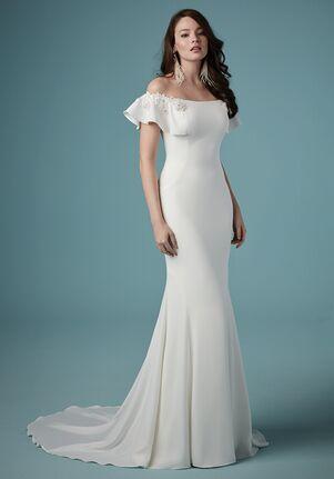 Maggie Sottero AINSLEY Sheath Wedding Dress
