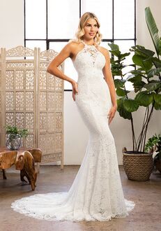 Beloved by Casablanca Bridal BL321 Bobbie Mermaid Wedding Dress