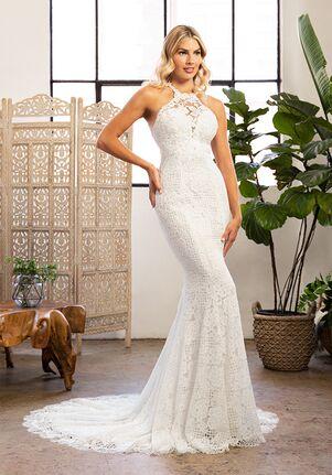 Beloved by Casablanca Bridal BL321 Bobbie Mermaid Wedding Dress