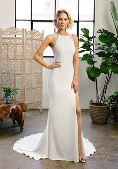 Beloved by Casablanca Bridal BL324 Josie Sheath Wedding Dress