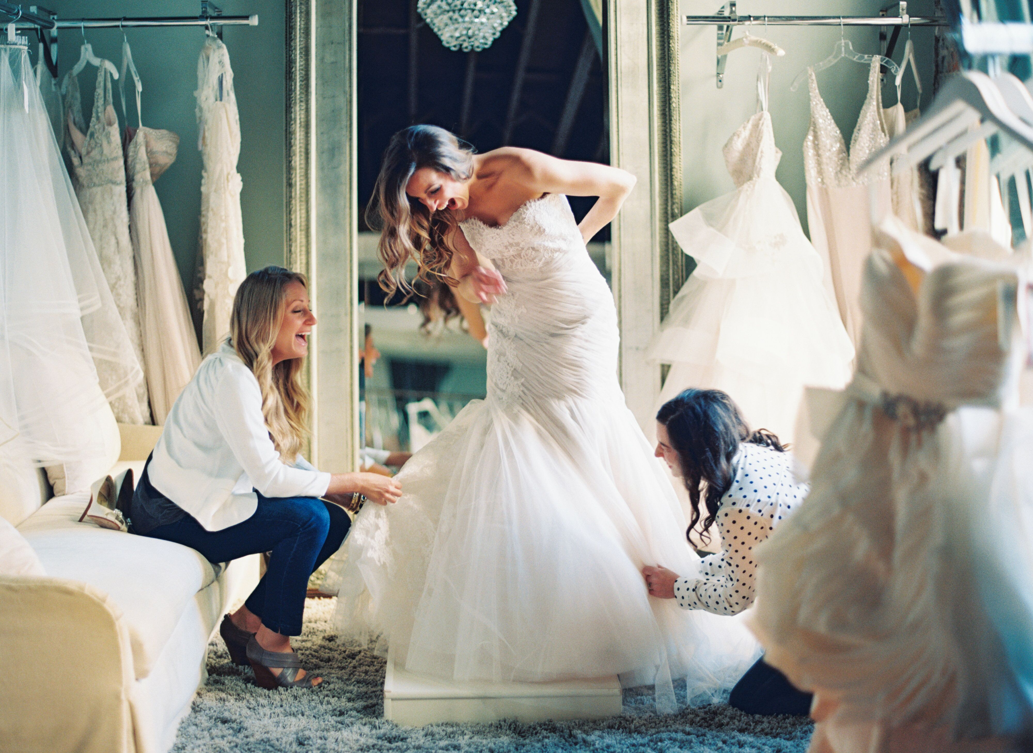 Bridal Salons in Charlotte, NC - The Knot