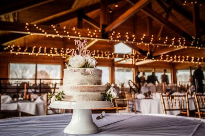 Myth Golf and Banquets Barn Weddings