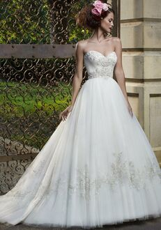 Casablanca Bridal 2077 Ball Gown Wedding Dress