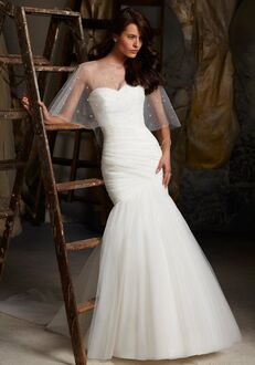 Morilee by Madeline Gardner/Blu 5108 Mermaid Wedding Dress