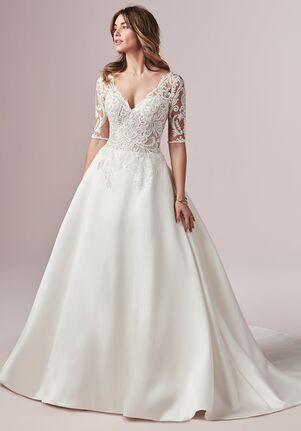Rebecca Ingram SPENCER A-Line Wedding Dress