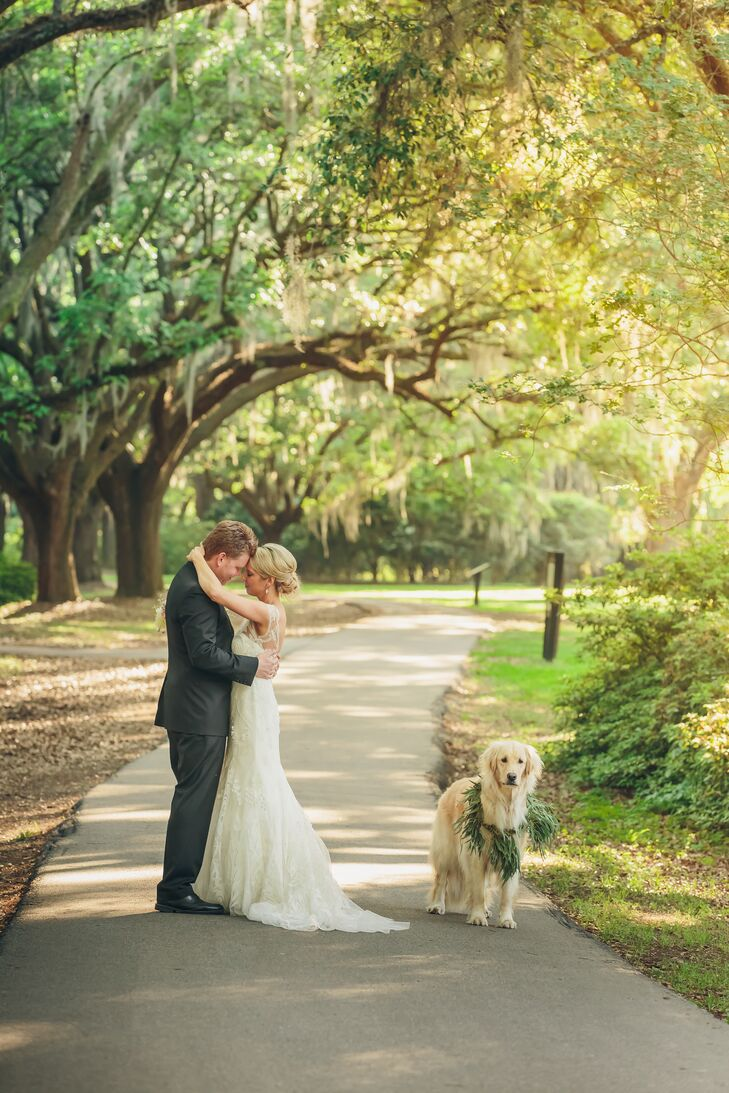 Heather Price (36 and works in pharmaceutical sales) and David Parsha (44 and a program director) chose Legare Waring House in Charleston, South Carol