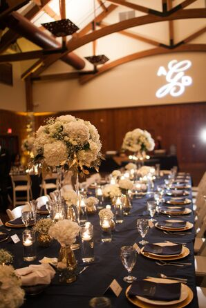 A Rustic Reception at Ironwood Lodge