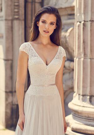 Mikaella 2229 Sheath Wedding Dress