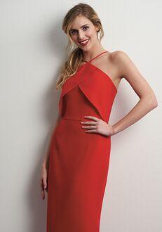 JASMINE P206064 Halter Bridesmaid Dress