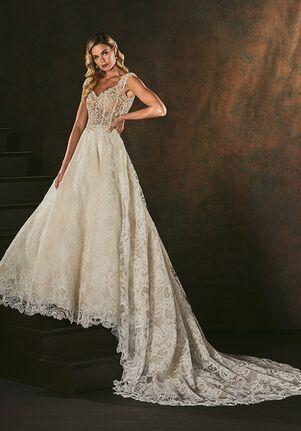 Amaré Couture C154 Florence A-Line Wedding Dress