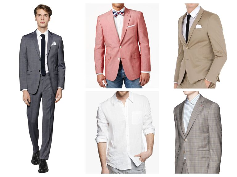 Men S Summer Wedding Guest Attire