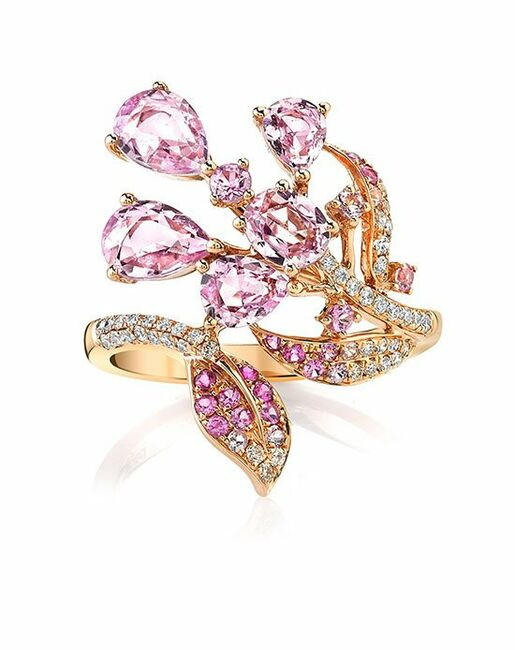 Parade Designs BD3584A from the Parade in Color Collection Wedding Rings photo