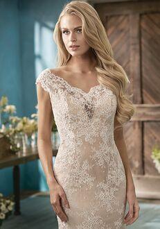 Jasmine Collection F191051 Mermaid Wedding Dress