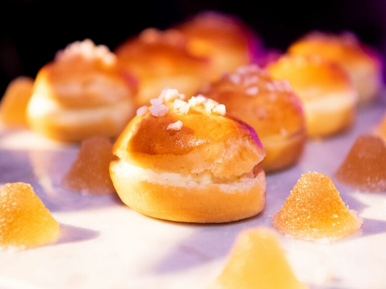 Elderflower-Infused Desserts