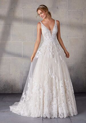 Morilee by Madeline Gardner Suzanne 2142 A-Line Wedding Dress