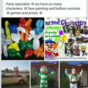 Apple Valley, CA Costumed Character | Clowns And Characters