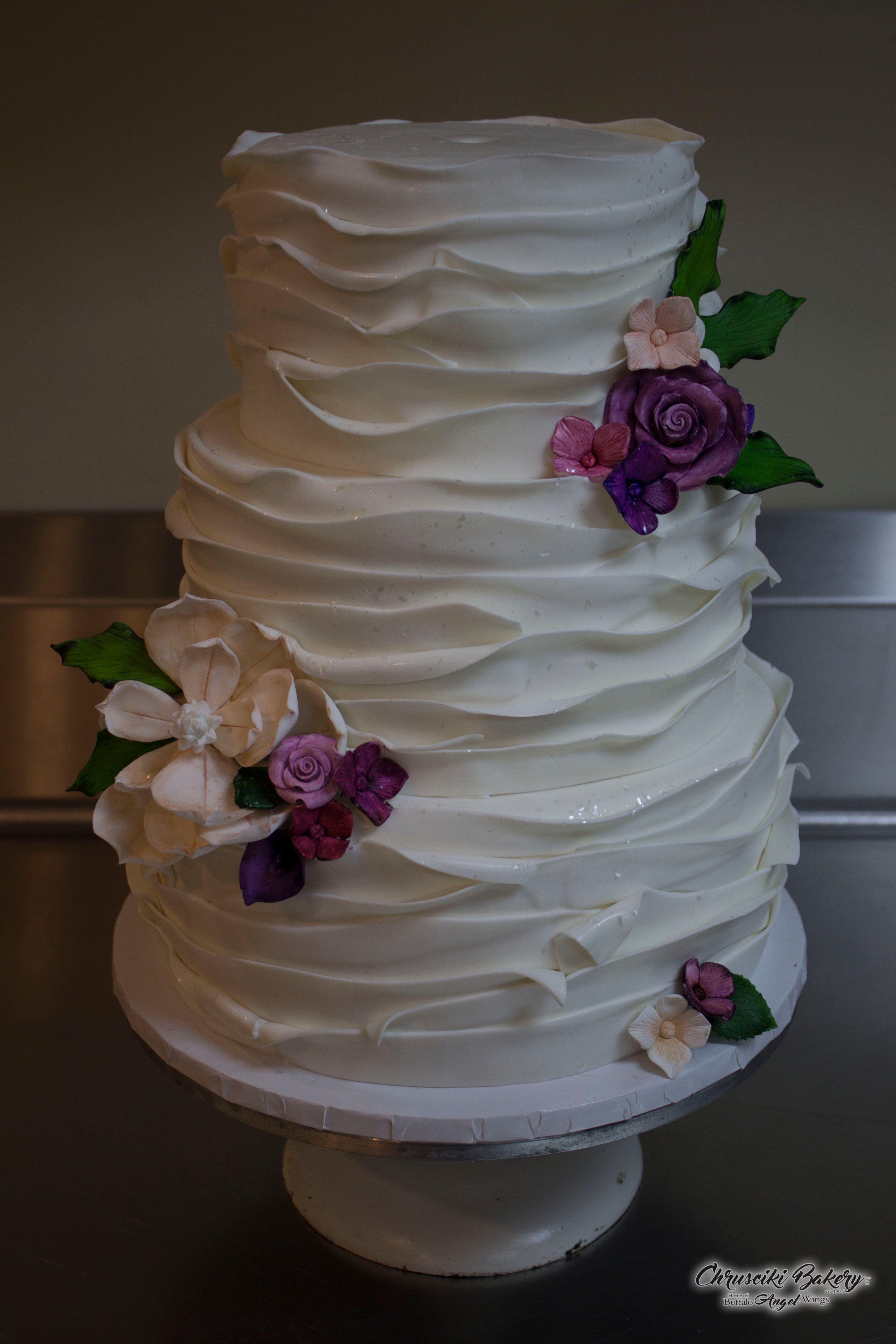 Wedding Cake Bakeries In Ogdensburg NY