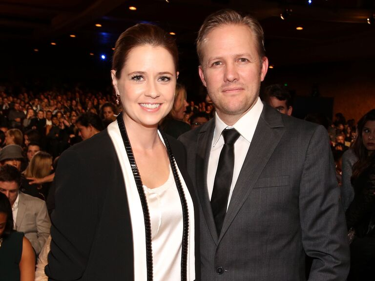 Jenna Fischer and Husband Lee Kirk