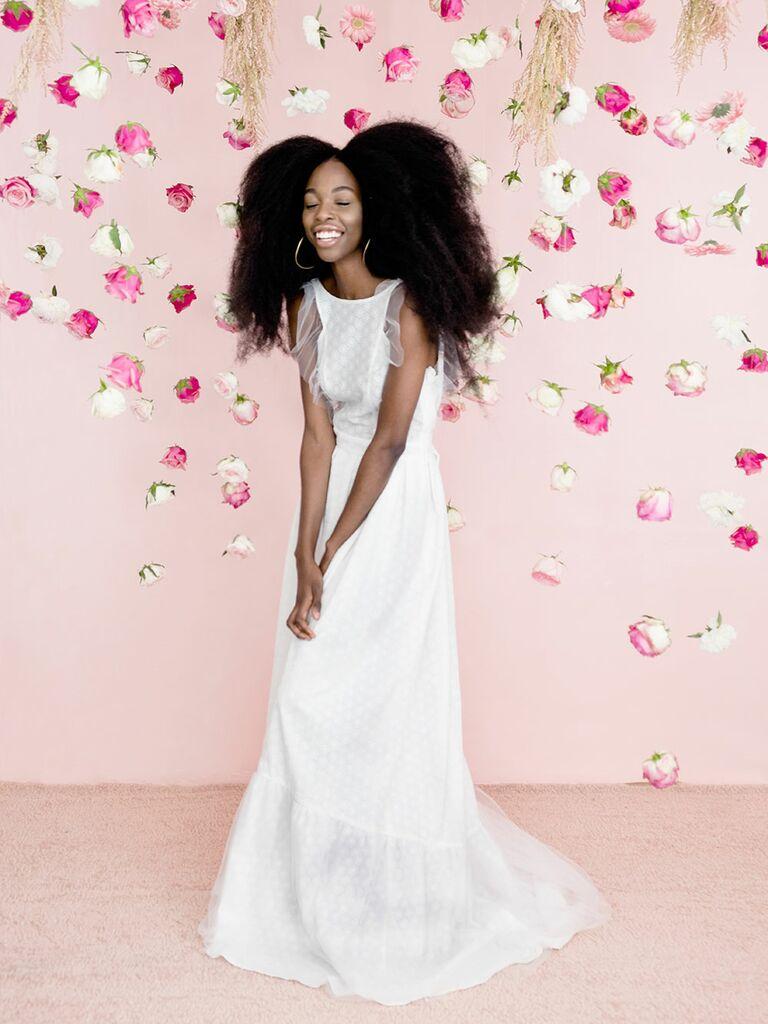Robe de mariée Violette Tannenbaum