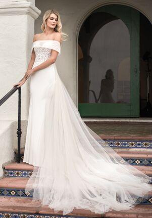 Jasmine Bridal F211052 Mermaid Wedding Dress