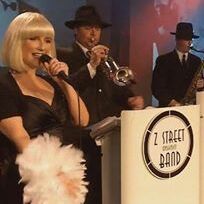 Gatsby Jazz Band Z Street Speakeasy Band, 20s Band