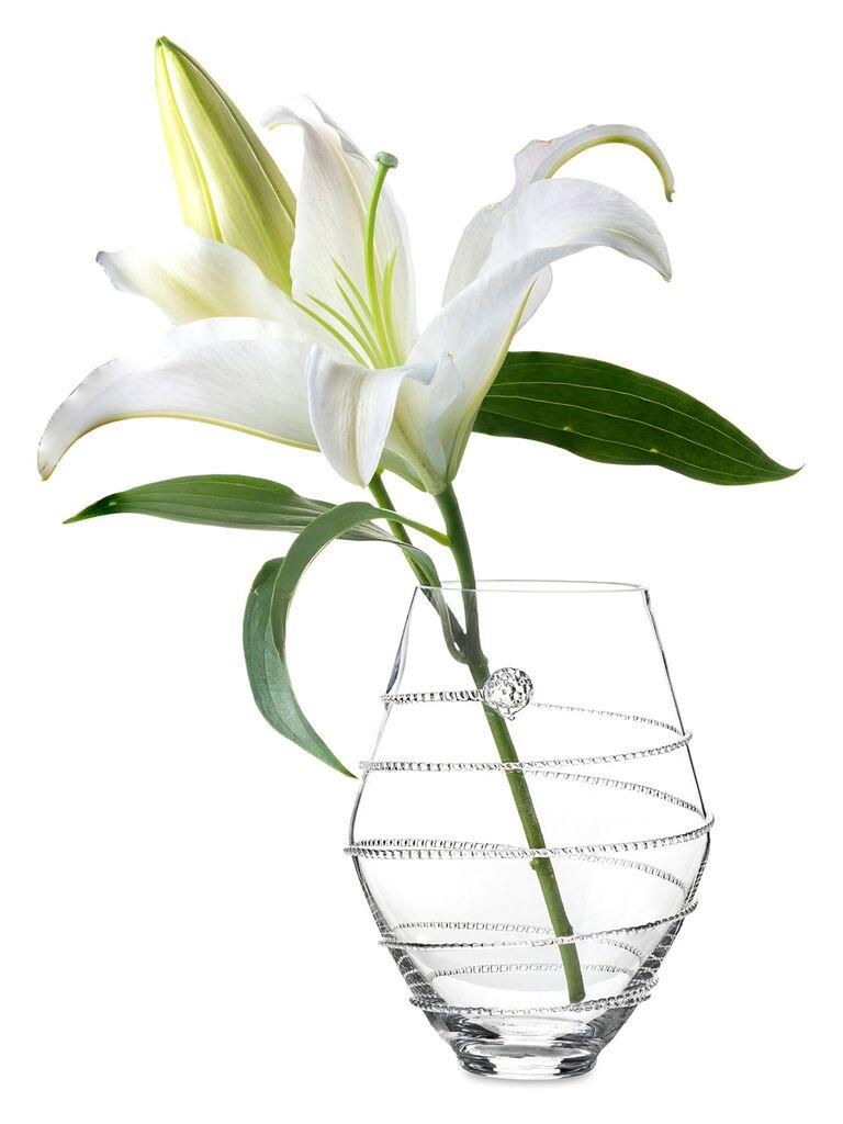 Juliska Amalia ornate vase