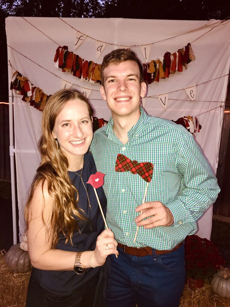 Props to Tate and Pat! Loved celebrating their love at their couples shower.
