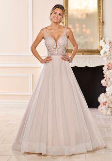 Stella York 6724 A-Line Wedding Dress