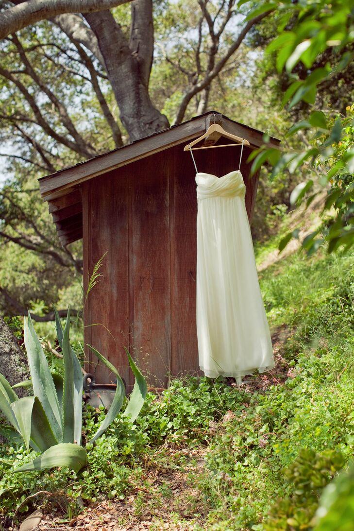 J.Crew Bridal Gown