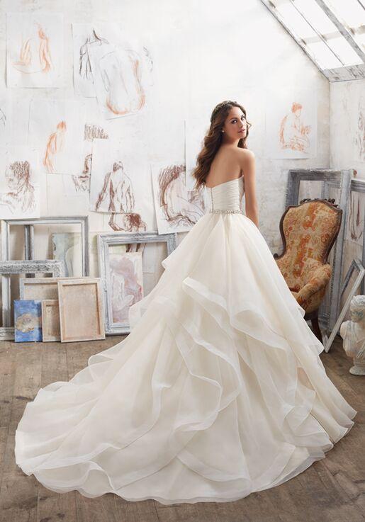 Morilee by Madeline Gardner/Blu 5504 Ball Gown Wedding Dress