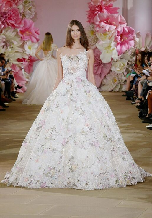 Ines Di Santo Bloom Wedding Dress The