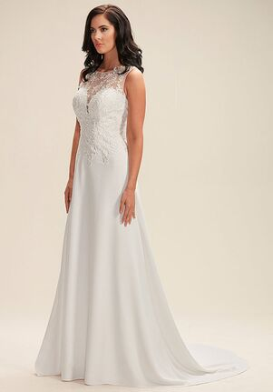Avery Austin Alexa A-Line Wedding Dress