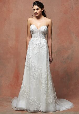 Enaura Bridal Couture EF704 - Lily A-Line Wedding Dress