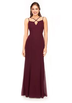 Khloe Jaymes CORI V-Neck Bridesmaid Dress
