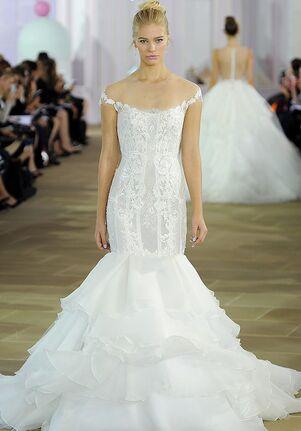 Ines Di Santo Isabelle Mermaid Wedding Dress