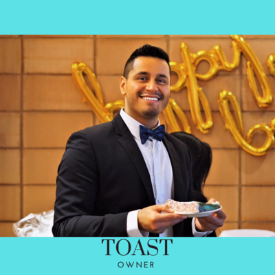 Toast Event Services