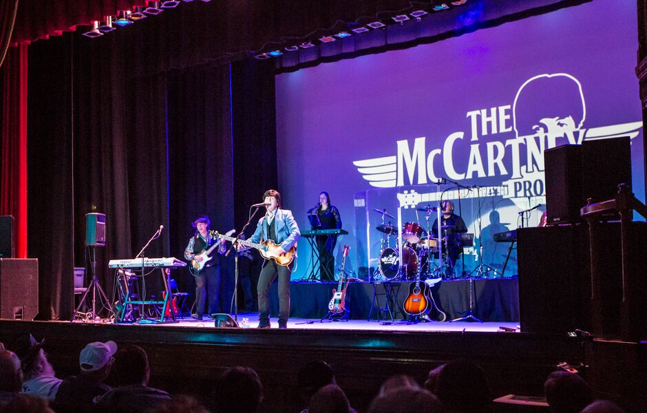 America's #1 tribute to Wings and The Beatles - Beatles Tribute Band - Columbus, OH