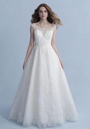 Disney Fairy Tale Weddings D267 - Snow White Ball Gown Wedding Dress