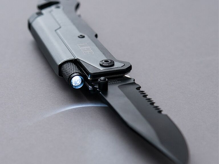 The Knot Shop survival knife