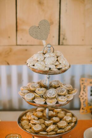 Tiered Cookie Tray