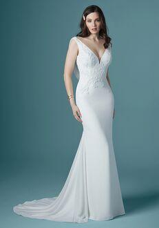 Maggie Sottero BERTINA Sheath Wedding Dress