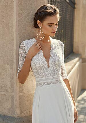 Aire Barcelona ASER A-Line Wedding Dress