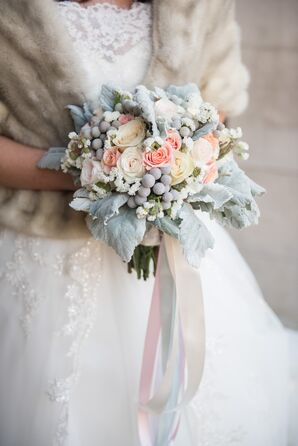 Soft, Romantic Bouquet