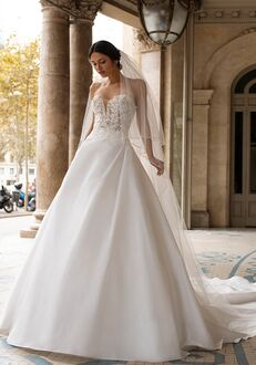 PRONOVIAS PRIVÉE LOY A-Line Wedding Dress